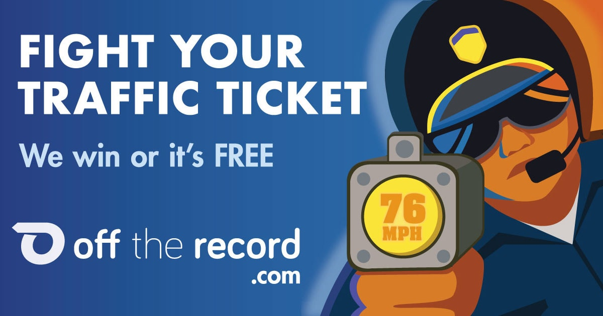 Speeding Ticket App >> Fight Your Traffic Ticket With The Best Local Lawyer